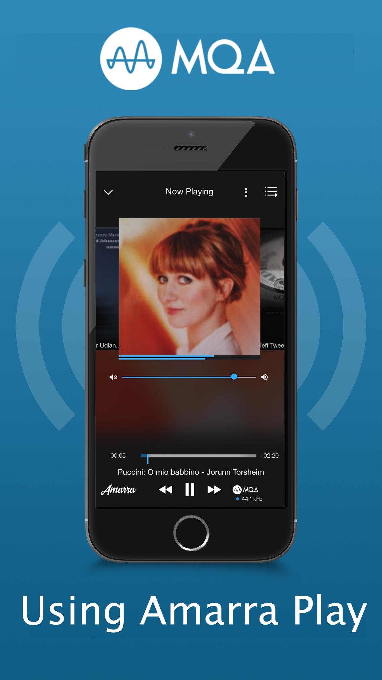 Amarra Play - High Resolution iOS Music Player