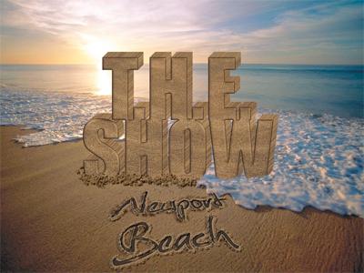 THE Show Newport Beach 2014