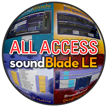 sounBlade LE All Access