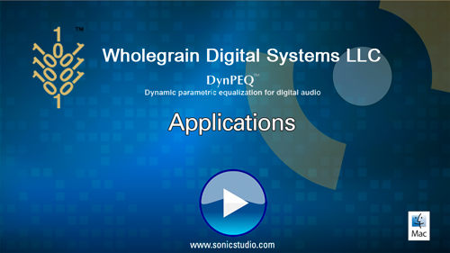 Applications: covers applications of DynPEQ.